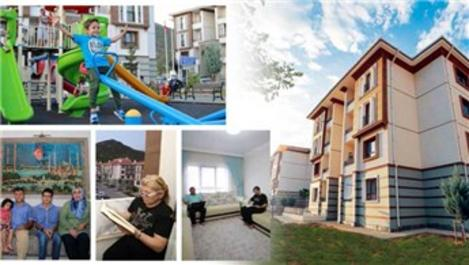 Antalya Akseki TOKİ Konutları'nda yaşam devam ediyor!