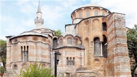 Kariye Camisi, 30 Ekim'de ibadete açılacak