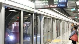Mecidiyeköy-Mahmutbey Metrosu'nda seferler başladı