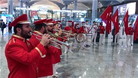 İstanbul Havalimanı 2. yaşını kutluyor