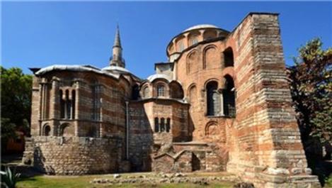 Kariye Camisi'nin açılışı ertelendi!