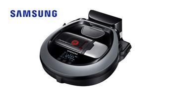Samsung Powerbot Robot Süpürge ile yerler daha temiz!