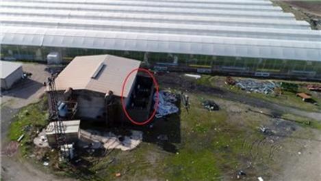 Kaçak elektriğe drone ile havadan tespit!