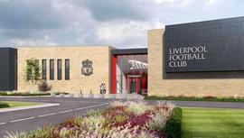 Liverpool'un 50 milyon sterlinlik tesisi!