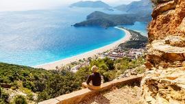 Turizm gelirleri 3. çeyrekte yüzde 71,2 düştü
