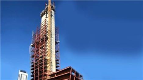 Biva Tower'dan düşen işçi öldü!