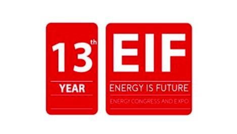 2020 EIF Dünya Enerji Sanal Kongresi ve Fuarı 2 Kasım'da!