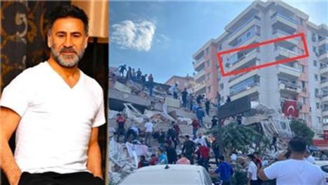 İzzet Yıldızhan'ın ofisi meğer yıkılan binanın hemen yanındaymış!