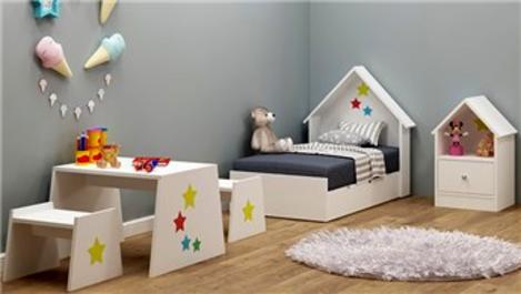 Tekzen'in Montessori mobilyaları ile çocuklar kendini keşfediyor