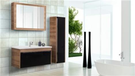 Bien banyo mobilyalarıyla banyolarınız renklensin!