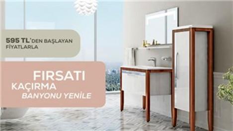 Creavit'ten banyo yenileme kampanyası!