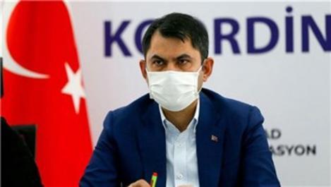 'İzmir'de ağır hasarlı ve acil yıkılacak 124 bina var'