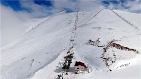 Palandöken Kayak Merkezi sezona hazır!