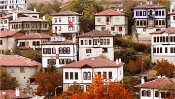 Safranbolu'nun kendisine hayran bırakan evleri!