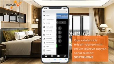 Yeni SoftPhone, temassız konuk deneyimini en üst düzeye çıkarıyor