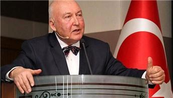 Deprem bilimci Ahmet Ercan şaşırttı!