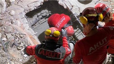 AKUT, 18 ekibi ve 268 gönüllüsüyle 13 can kurtardı