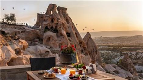 D Maris Bay ve Argos in Cappadocia'ya uluslararası ödül