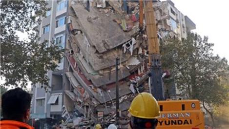 Çevre ve Şehircilik Bakanlığı, İzmir'deki hasarı açıkladı