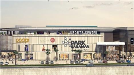 Park Karaman AVM, 26 Kasım'da kapılarını açıyor