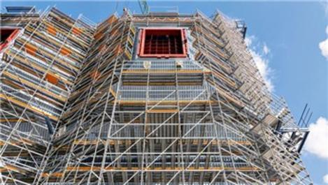 Bina inşaatlarında kullanılacak iskelerle ilgili flaş karar!