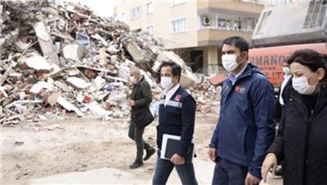 'İzmir'de yeni konutlar zemin+5 katı geçmeyecek'