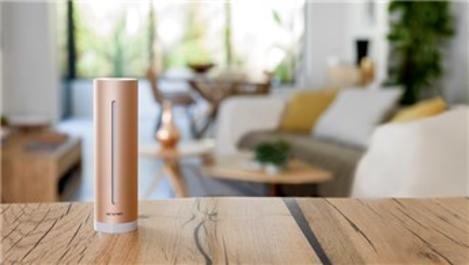 Netatmo Akıllı İç Mekan Hava Monitörü ile sağlık artık evinizde