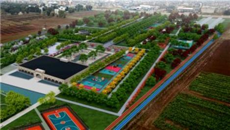 TOKİ, yeni millet bahçeleri için düğmeye bastı!