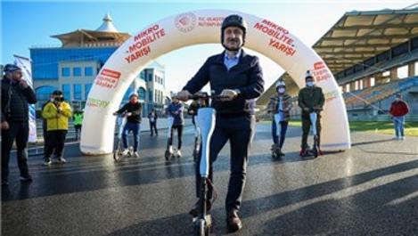 Bakan Karaismailoğlu, Formula 1 pistini inceledi