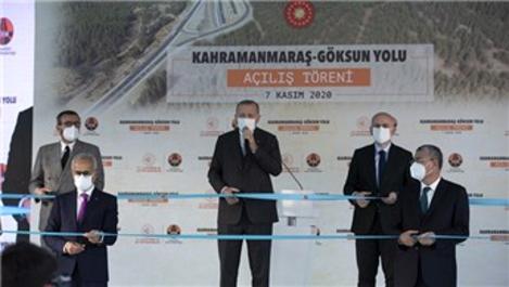 Başkan Erdoğan, Edebiyat Yolu'nun açılışını yaptı