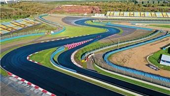 Formula 1 için pist hazırlıkları tamamlandı!
