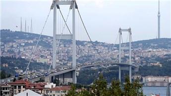 15 Temmuz Şehitler Köprüsü trafiğe kapatılacak