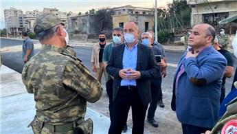 TOKİ Başkanı Ömer Bulut, Kıbrıs Kapalı Maraş'ta!