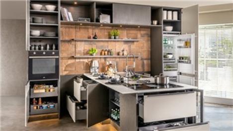 Dar alanlarda iç ferahlatan tasarım: Mira Mutfak!