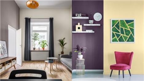 Bi'Boya'dan iki renk kombinasyon önerileri