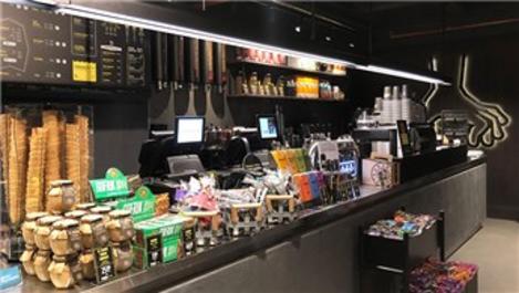 Kahve Dünyası Algötür şimdi de Beşiktaş Çırağan Caddesi'nde