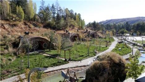 Sivas'taki Hobbit Evler yoğun ilgi görüyor!