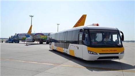 Pegasus'tan 65 yaş üstü yolculara özel hak!