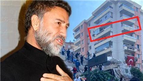 İzzet Yıldızhan'ın İzmir'deki ofisi yıkılacak