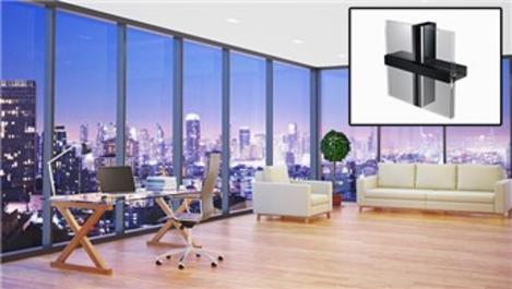 Yüksek binalar için yeni giydirme cephe sistemi: REF60