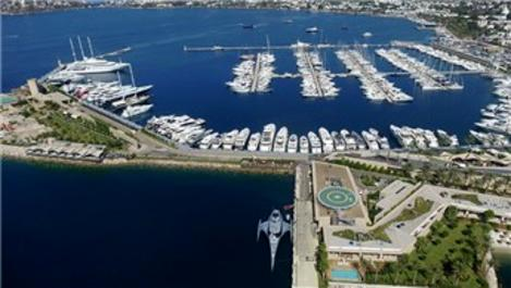 Yalıkavak Marina'ya uluslararası en iyi marina ödülü!