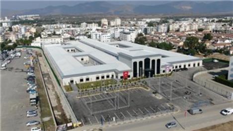 Kıbrıs Lefkoşa Acil Durum Hastanesi hizmete açıldı!