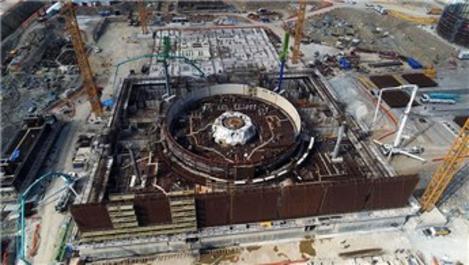 Akkuyu NGS'nin 3. güç ünitesinin inşaat lisansı alındı