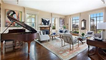 Leonard Bernstein'in yaşadığı çatı katı satışa çıkıyor