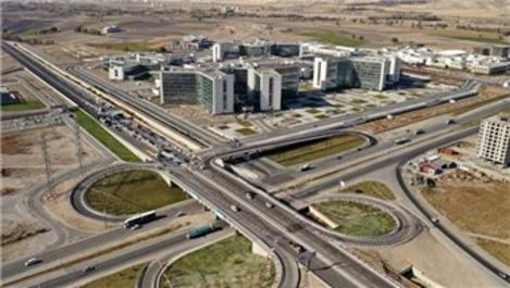 Kayseri'de 25 milyon liralık 4 yol hizmete girdi
