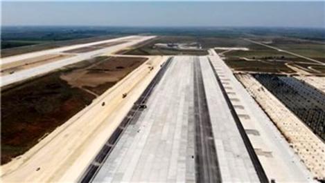 Çukurova Bölgesel Havalimanı'nın üstyapı ihalesi yapıldı