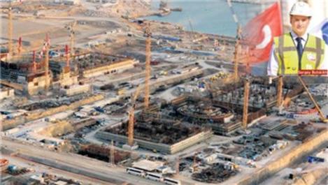 Akkuyu NGS inşaatı 2023'te tamamlanacak
