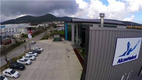 AkzoNobel'in üretim tesisi uluslararası sertifika aldı