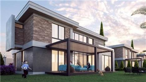 Amber Villaları Kocaeli'de 2.3 milyon TL'ye ev!