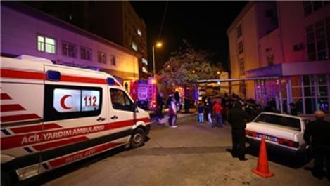 Cerrahpaşa Tıp Fakültesi Hastanesi'nde çıkan yangın söndürüldü